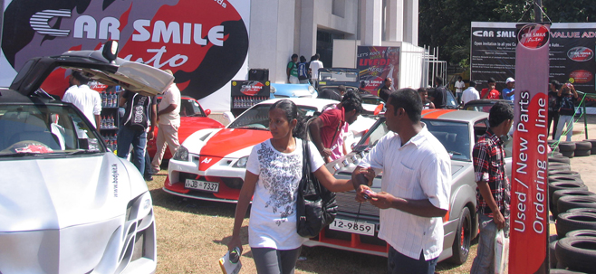 Colombo Motor Show 2011